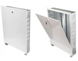 шкаф коллекторный rehau rautitan, приставной, тип ap 130/1205 белый (ст.арт.244500-001)