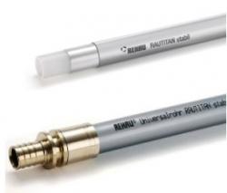 труба rehau rautitan stabil 16,2х2,6 мм, (pex-a) бухта 100 м  - Магазин Аква-тор