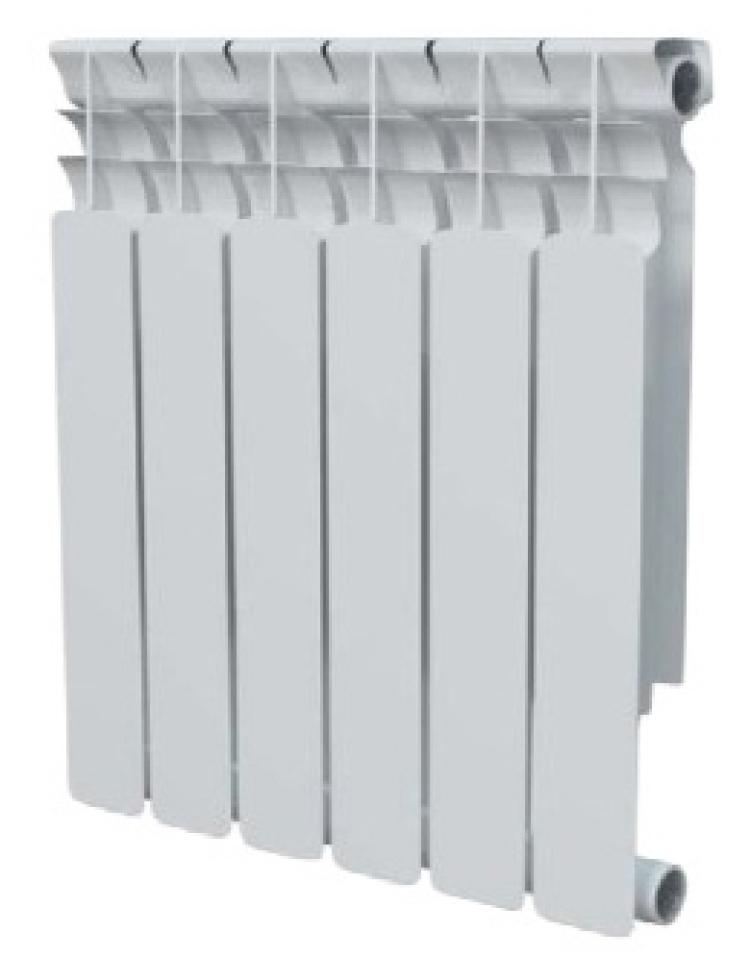 биметалический радиатор evolution 500/10 секций  - Магазин Аква-тор