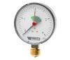 Манометр радиальный с указателем предела F+R201 (MHR) Корпус d=50 мм Watts
