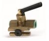 Запорный кран для манометра с фланцем RM 15 P-MM Размер 1/2, внутр./внутр. резьба Watts