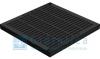 Решетка водоприемная Gidrolica Point РВ - 28,5.28,5 - пластиковая, кл. А15