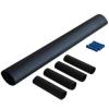 Комплект термоусадочных трубок 4*2,5мм2, Aquario