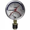 Термо-Манометр радиальный 4 бар , TIM