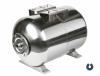 Гидроаккумулятор 100л, (гор.), нерж. стальембрана EPDM Unipump