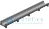Лоток водоотводный Gidrolica PolySand ЛВ-10.14.07 - полимерпесчанный