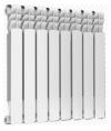 Биметаллический радиатор Maxterm MB500/04 секций