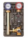 Насосная группа быстрого монтажа с трехходовым смесительным клапаном -TIM