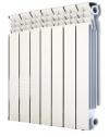 Алюминиевый радиатор Warma WR 350/08 секций