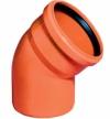 Отвод PH 200/45 наружная канализация Nashorn