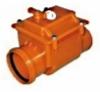 Обратный клапан д.200 наружная канализация Nashorn