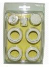 KIT 1/2 Присоединительный набор для радиатора Global