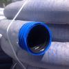 Труба дренажная двухслойная N ПНД d200 с перфорацией, в Typar-фильтре Nashorn