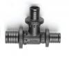 Тройник с уменьшенным боковым и торцевым проходами Rehau 20-16-16 PX
