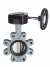 Запорный клапан Hydrostop чугун, PN16, Ду250 Oventrop