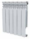 Биметалический радиатор EVOLUTION 500/4 секции