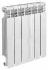 Биметалический радиатор WARMA 350/4 секции