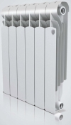 Радиатор алюминиевый Royal Thermo Indigo 500 / 4 секции