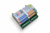 Контроллер отопительный ZONT H-1000 (112100 покупается отдельно)