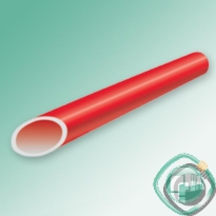 Труба сшитый полиэтилен с кислородным барьером 27